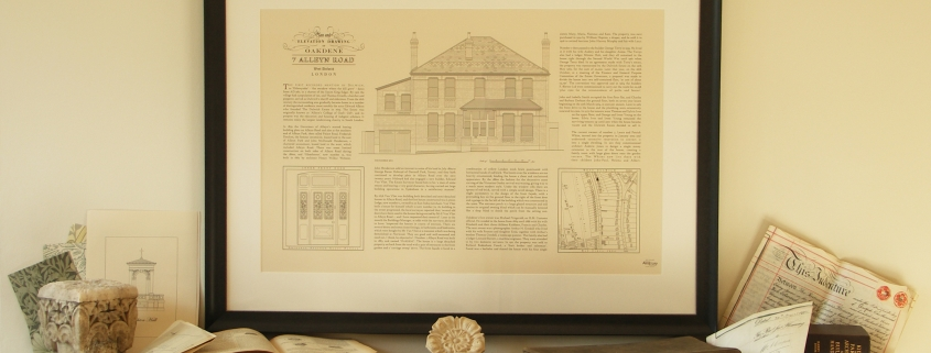 An Archistory picture of a beautiful house in Dulwich