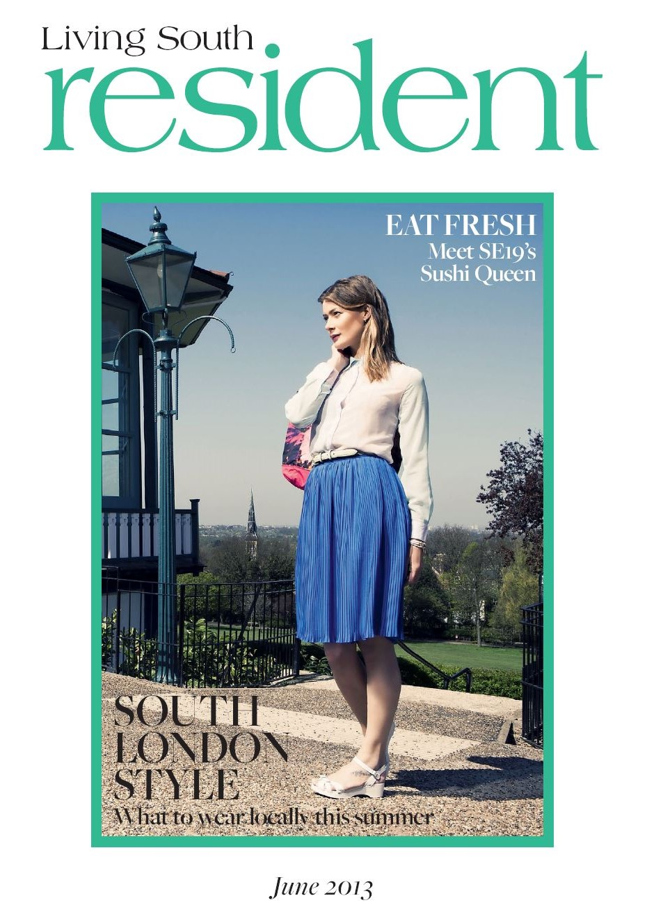 This Month's 'The Resident' Magazine for South London
