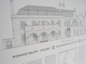 Rowneybury House Archistory detail