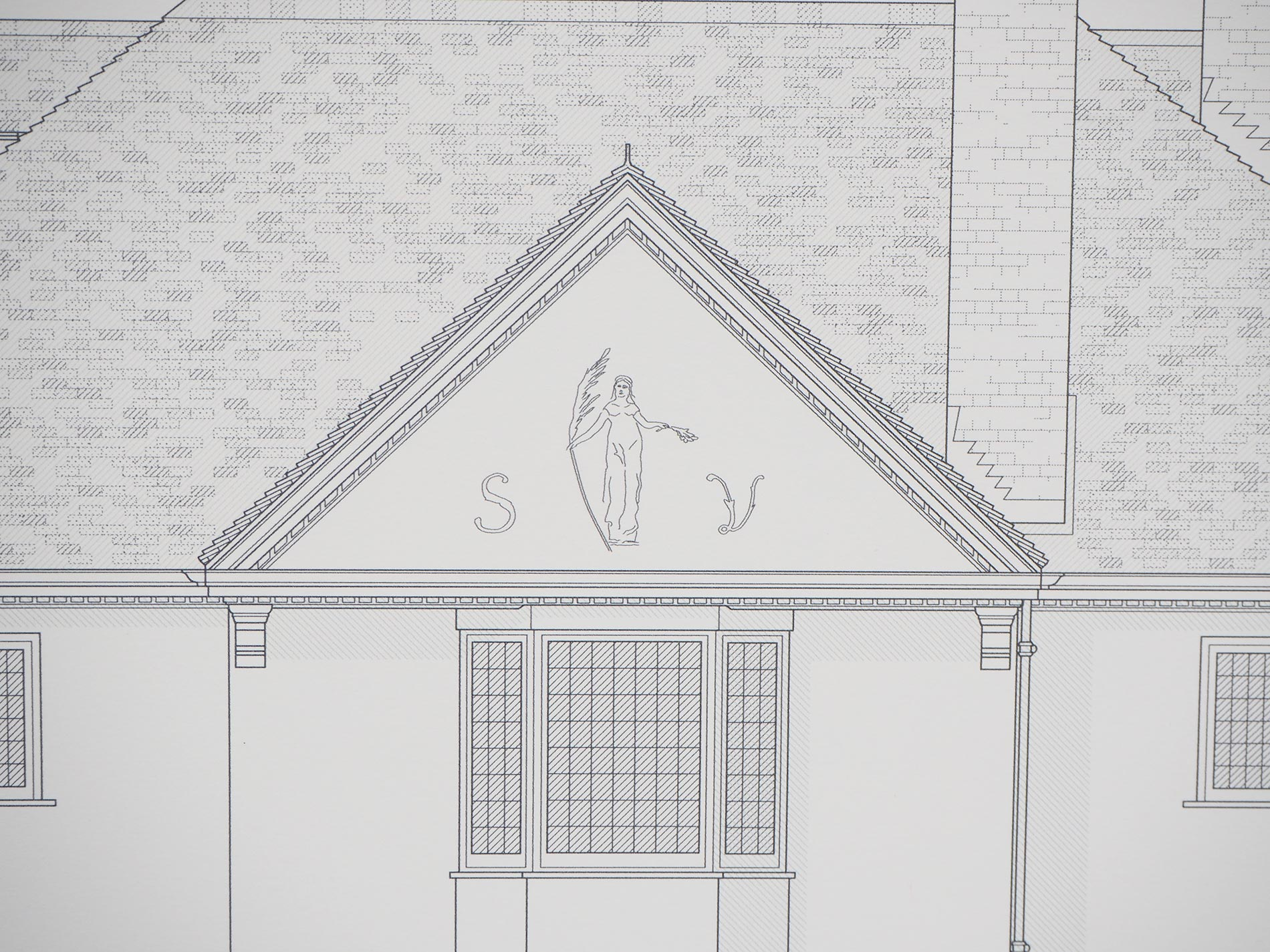1  An Architectural Elevation Drawing – Archistory